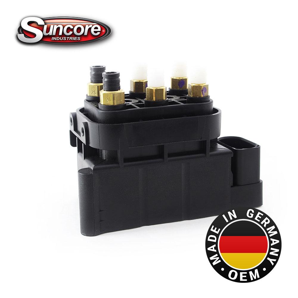 Audi OEM Suspension Air Ride Control Supply Solenoid Valve Block 4H0616013A  VENL-5775-4H4G