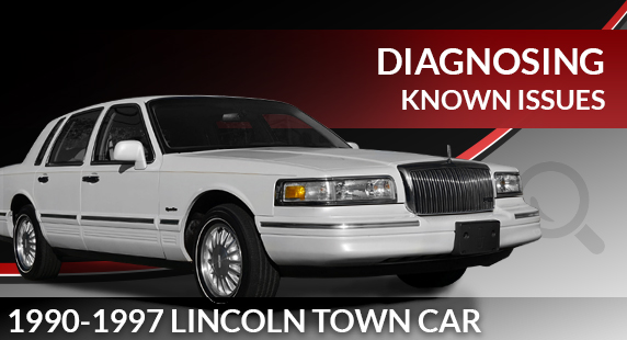 1990 1997 Lincoln Town Car Air Suspension Troubleshooting