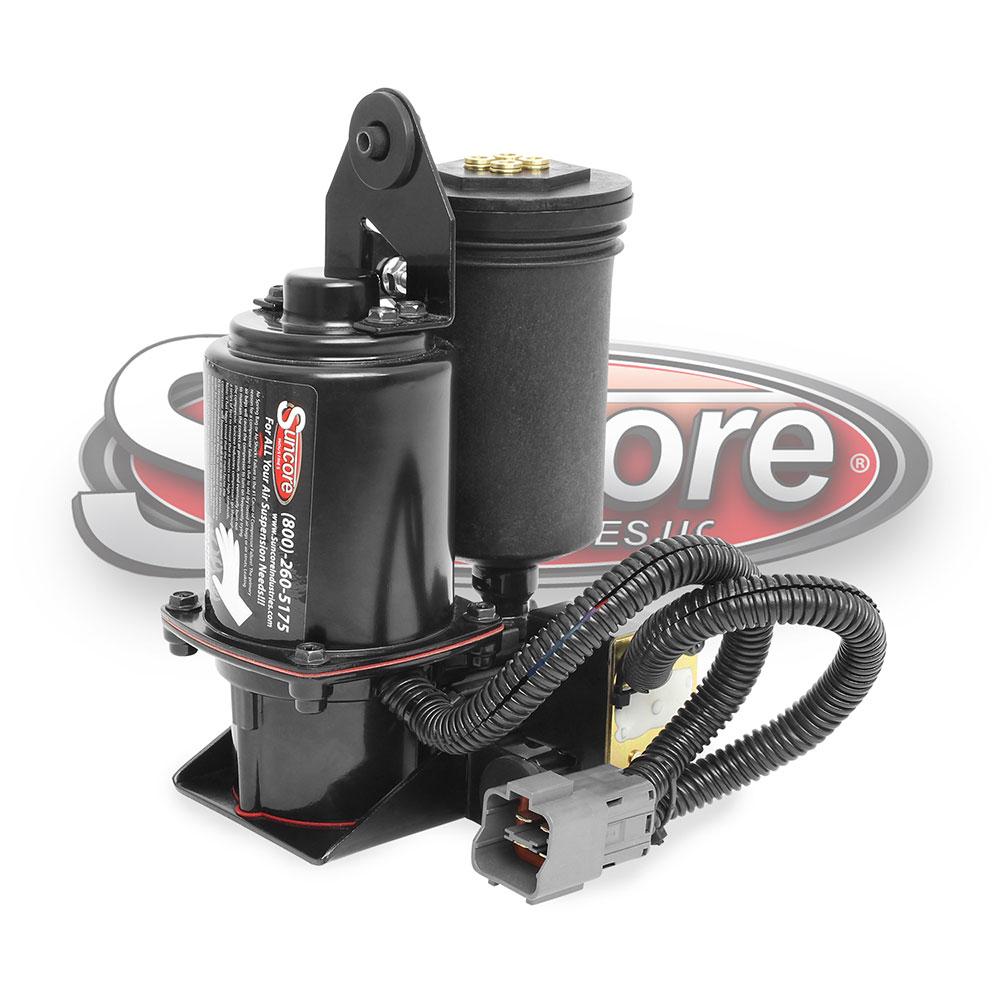 qx56 air suspension turn off