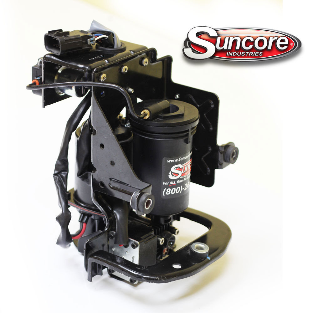 Suncore Industries - Air Suspension Air Compressor with OE Factory