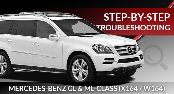 Mercedes-Benz W164 & X164 Airmatic Troubleshooting on audi q7 vs mercedes gl450, used mercedes gl450, mercedes suv gl450, 2007 lexus gl450, 2008 mercedes gl450, lift points 2007 mercedes gl450, value 2007 mercedes gl450, 07 mercedes gl450, 2007 bmw gl450, 08 mercedes gl450,