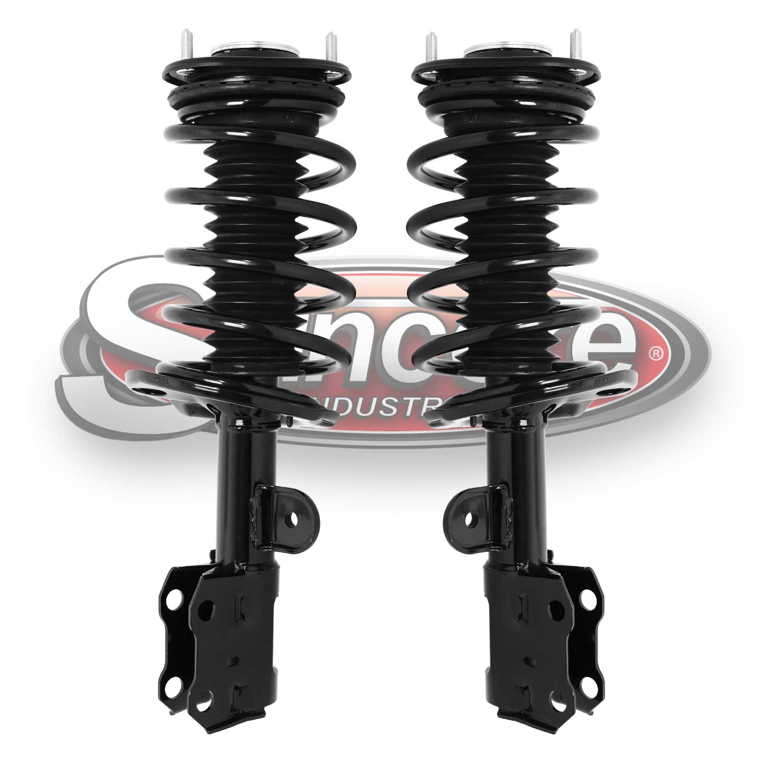 For Toyota Prius 2010-2015 Front Complete Strut//Shock /& Coil Spring Assembly