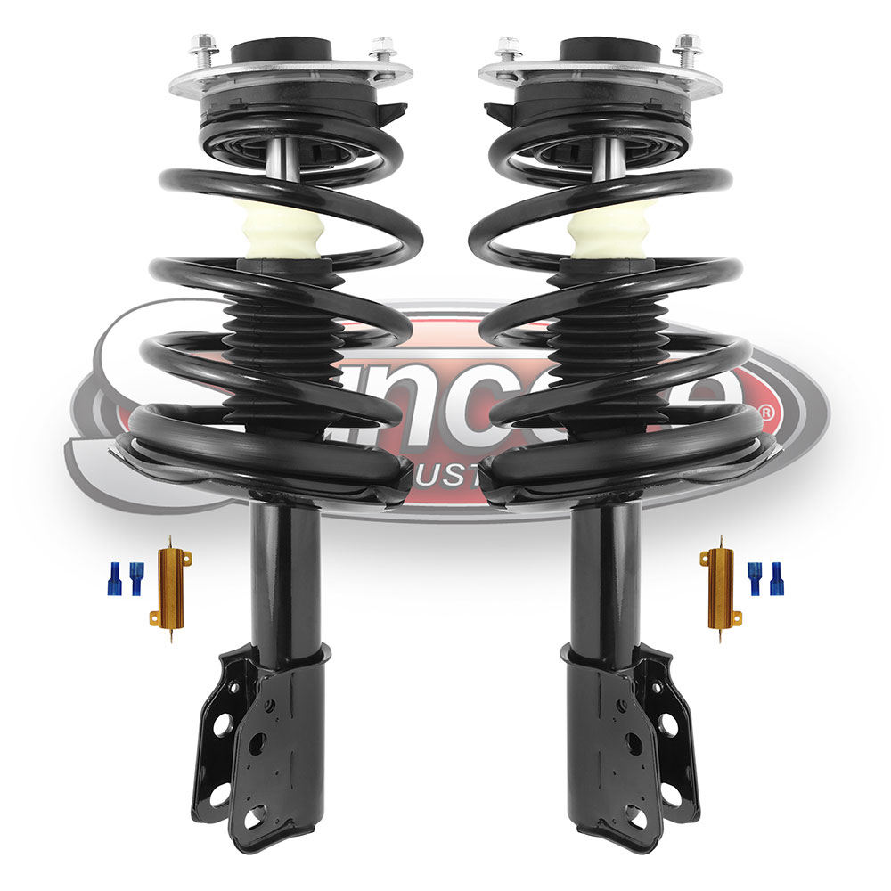 Active Suspension to Coil Spring and Strut Conversion Kit Front Pair - Riviera & Aurora