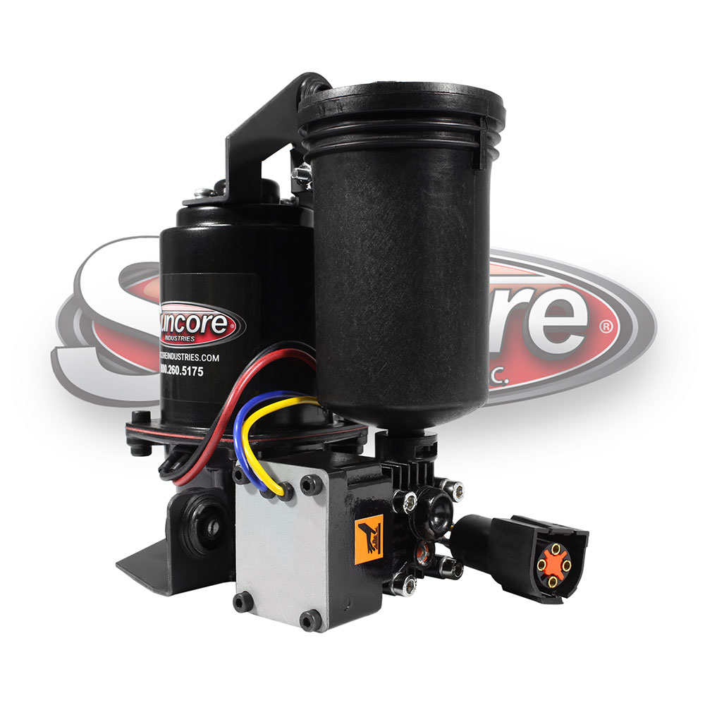 Air Ride Suspension Compressor with Dryer - Navigator, Expedition & Blackwood