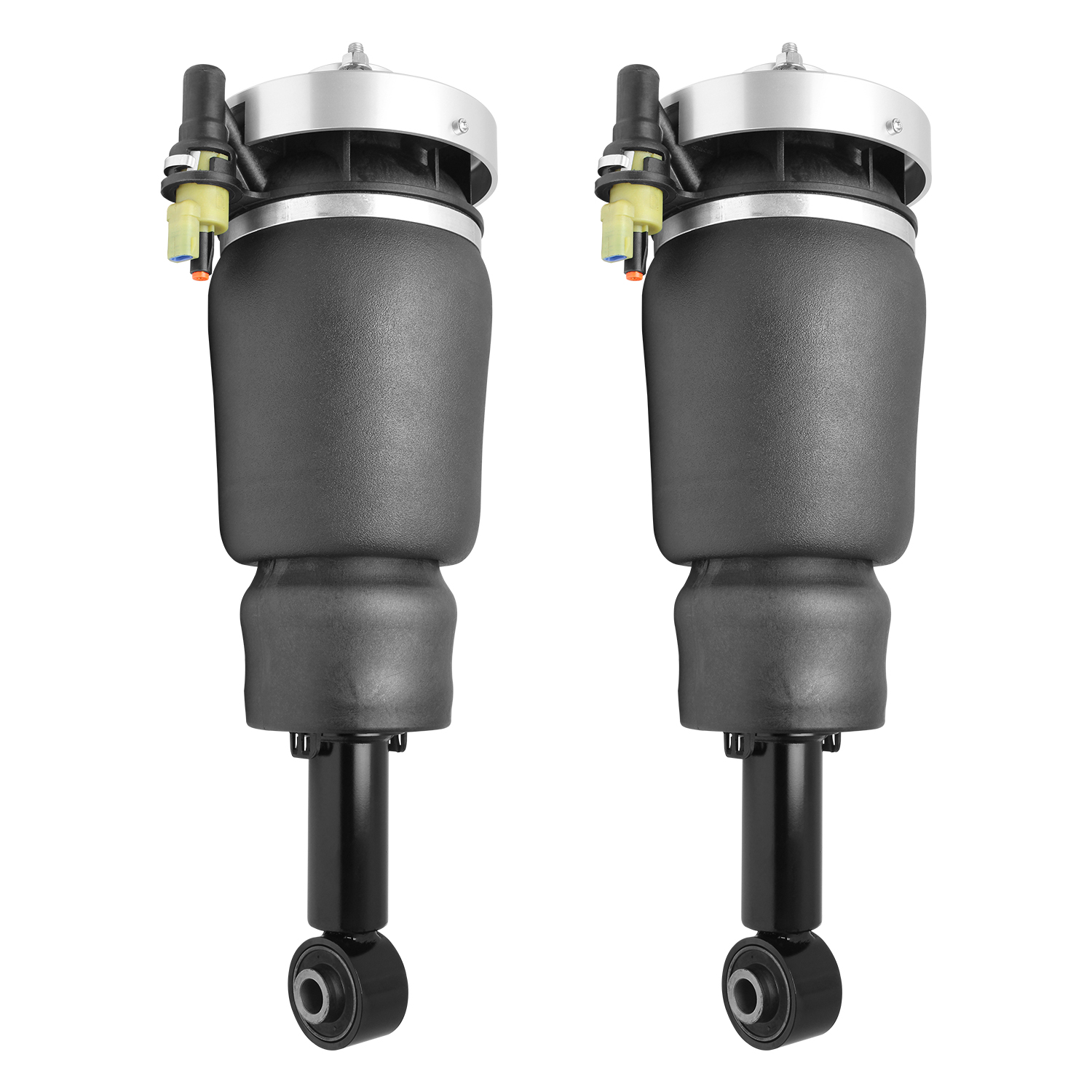 Air Suspension Air Strut Assemblies with Solenoids Rear Pair - Expedition & Navigator