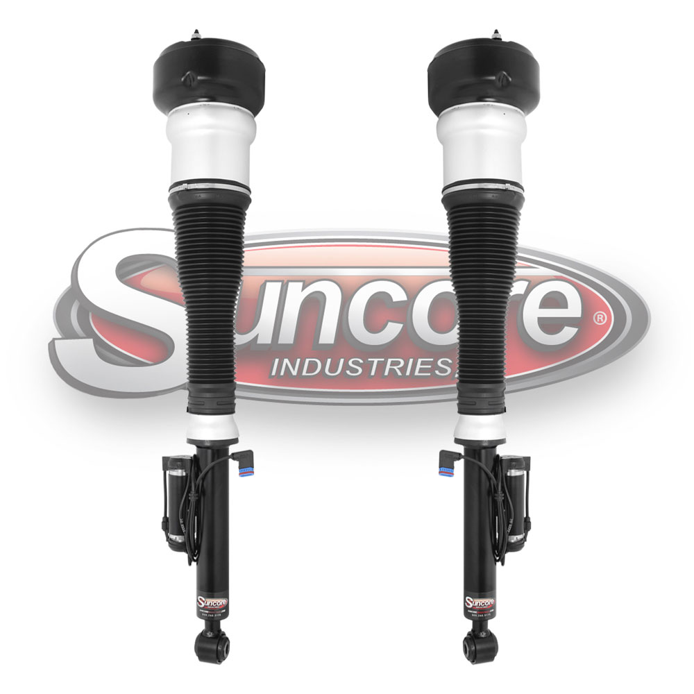 W221 Airmatic and 4Matic Suspension Electronic Air Struts Rear Pair - Mercedes-Benz S Class