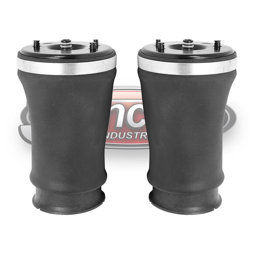 Rear Pair Rear Air Leveling Suspension Air Springs - BMW 5 Series E39 Wagon