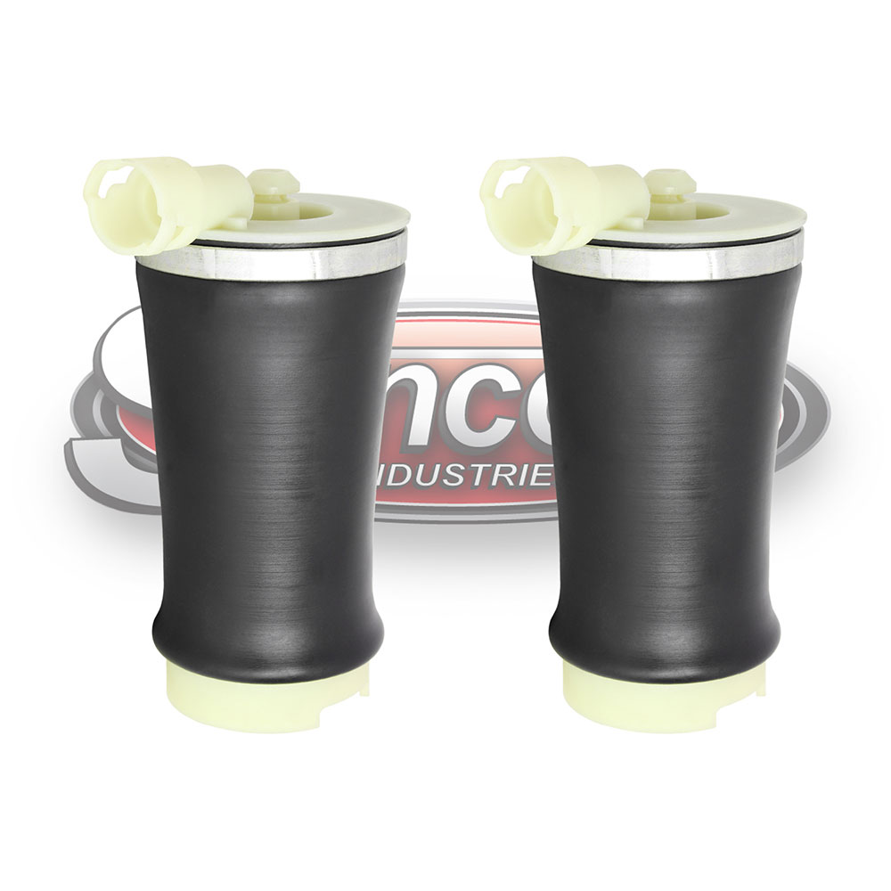 Air Ride Air Springs Rear Pair - F150 & F250