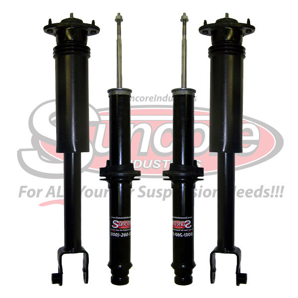 RWD Electronic Active Suspension to Passive Gas Shock Absorbers Conversion Kit - Cadillac STS