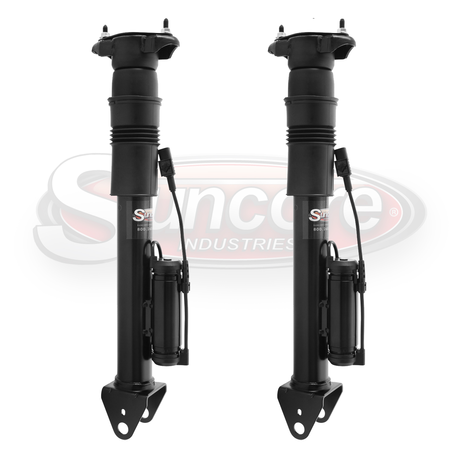 Shock Absorbers with Active Dampening System (ADS) Rear Pair - Mercedes R Class W251